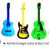 Neil McGonagle Guitar and Bass Tuition